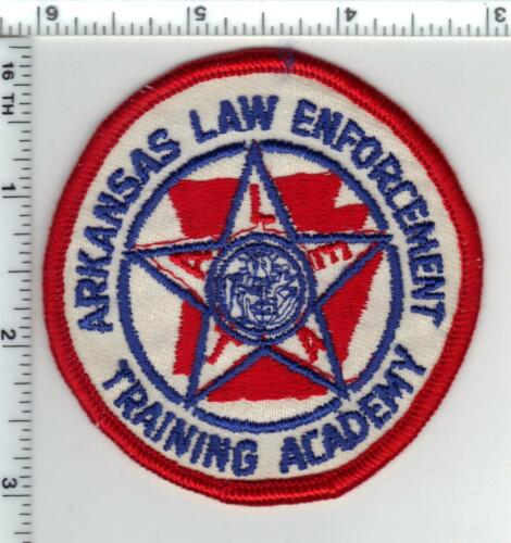 Arkansas Law Envorcement Training Academy Shoulder Patch - new from the 1980