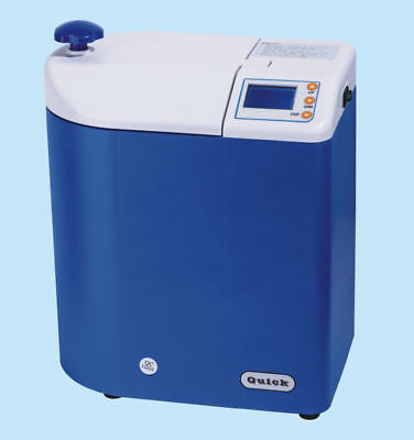 High precision 3L Mini Portable Vacuum Steam Dental Autoclave Sterilizer 500VA, used for sale  China