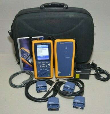 Fluke Networks Dtx-1800 Tester Dtx 1800 Cable Analyzer Dsx