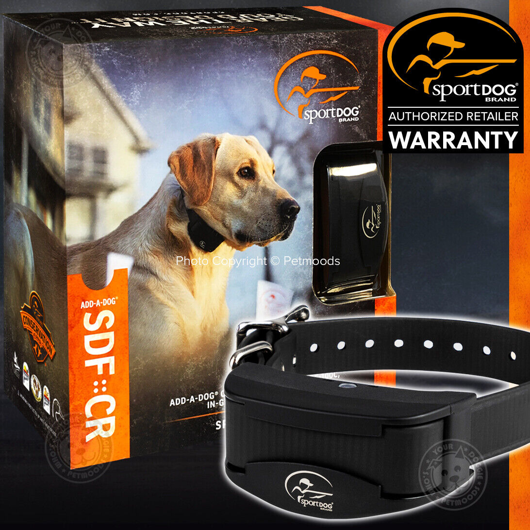 Yardmax Compatible Sportdog Rechargeable Dog Fence Collar SD