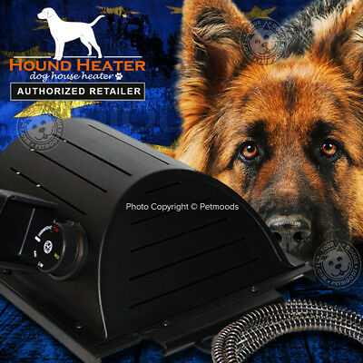 Akoma Hound Heater Dog House Heater Furnace Kennel 220 to 250-volt EU Version
