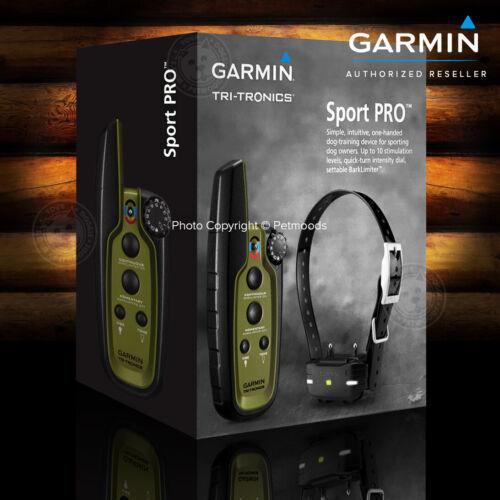 Garmin Sport PRO Bundle Dog Training Device 010-01205-00