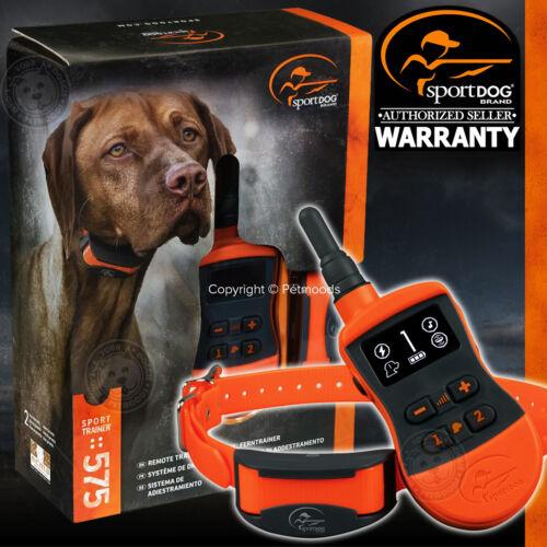 SportDOG SD-575 SportTrainer SD-575E Remote Dog Training Collar 500 Yard Trainer