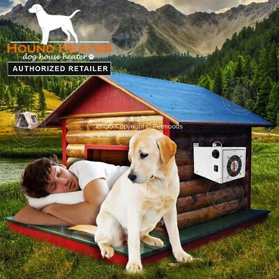 Akoma Dog House Air Conditioner 1400 BTU up to 90 cu ft by Hound Heater