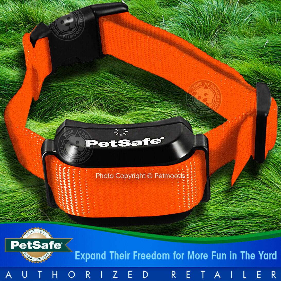 petsafe-yardmax-rechargeable-dog-fence-collar-pig00-11116-neon-orange-strap