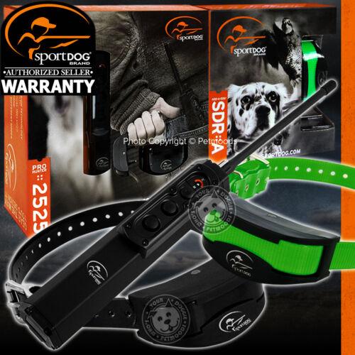 SportDOG SD-2525 ProHunter 2525 Remote Shock 2 Dog Training Collar SDR-A 2 Mile