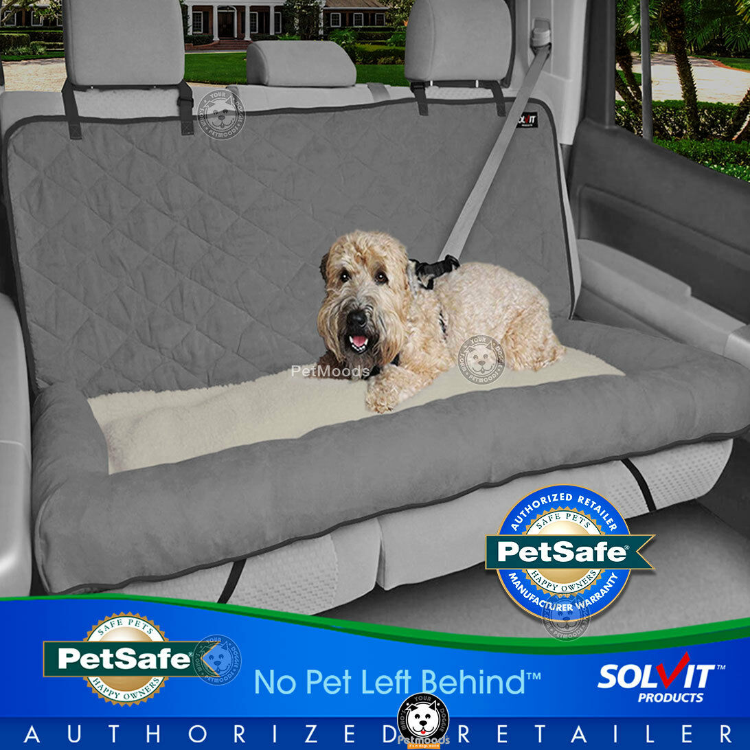 luxury-pet-dog-car-seat-cover-suv-bench-bolster-cuddler-large-by-petsafe-solvit