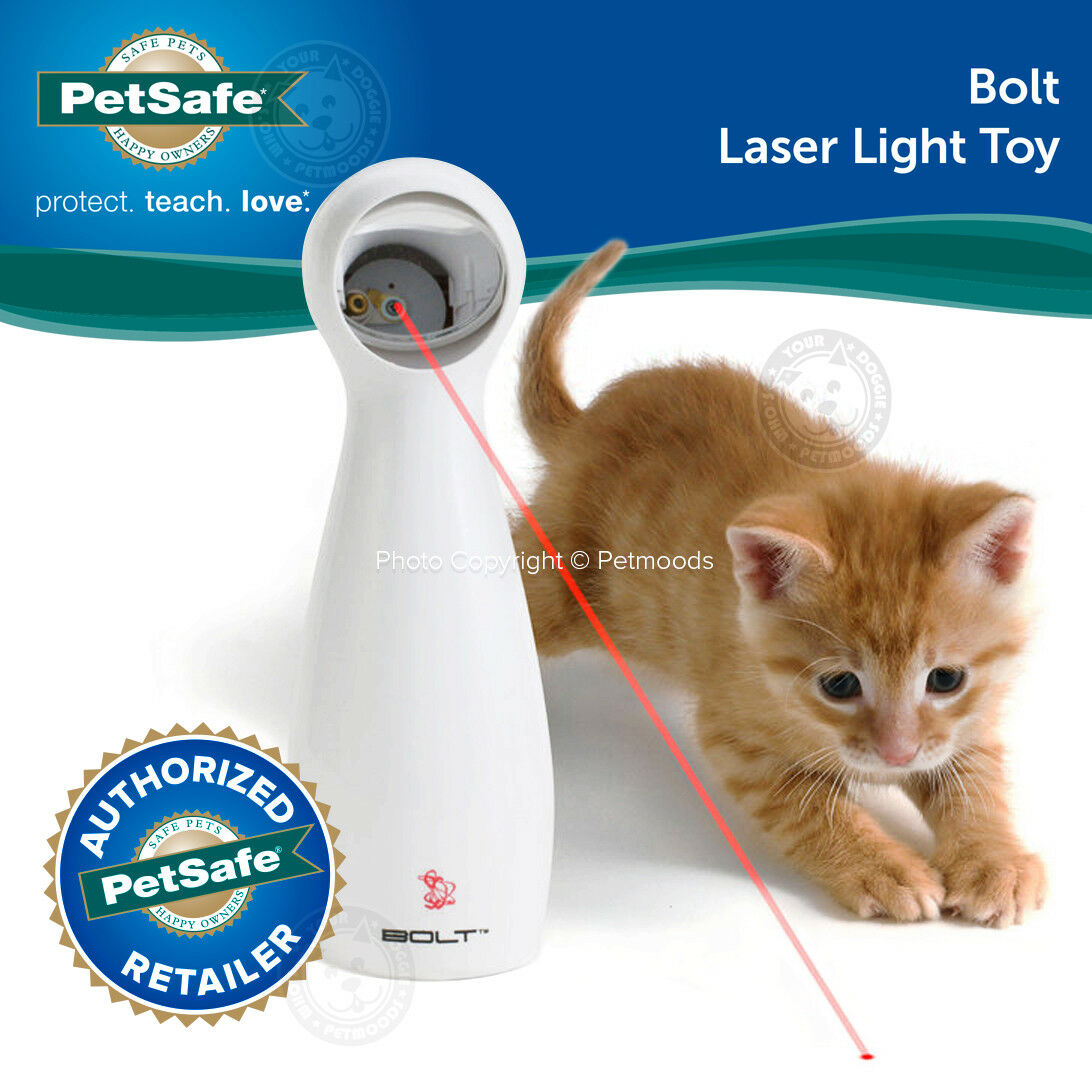 PetSafe FroliCat BOLT Automatic Laser Light Interactive Cat Pet Toy  PTY00 14244