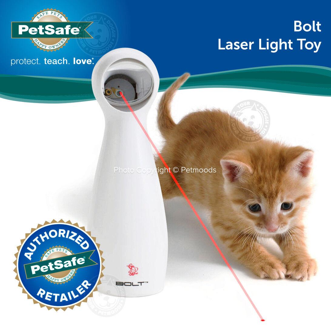 PetSafe FroliCat BOLT Automatic Laser Light Interactive Cat Pet Toy  PTY00 14244