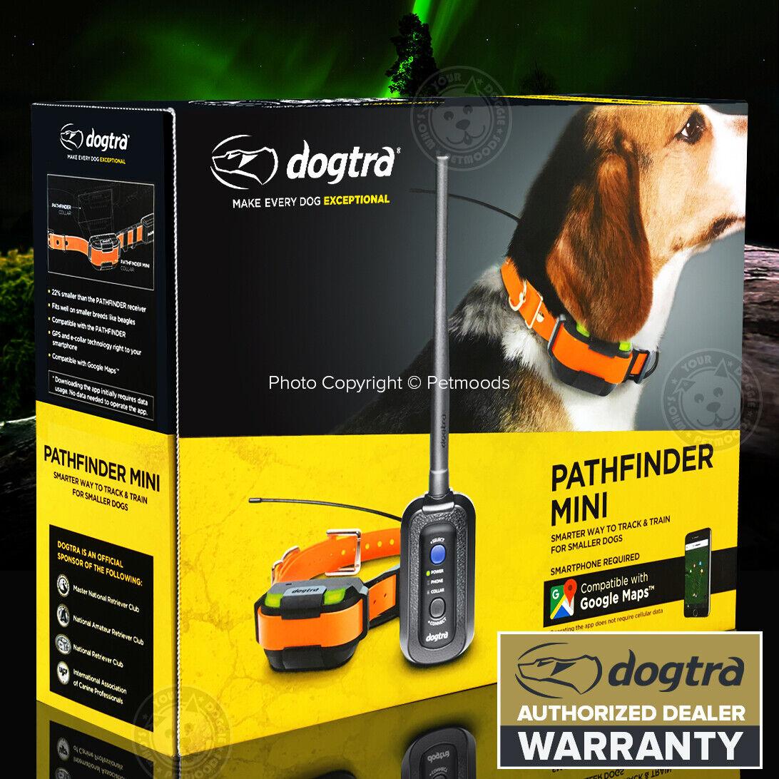 Photo Dogtra Pathfinder MINI GPS E-Collar Dog Tracking & Training System