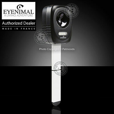 Eyenimal Cat Stop Ultrasonic Tone+Flash Outdoor Cat Deterrent No Spray Cats Out
