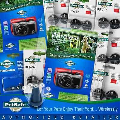 PetSafe PIF-275-19 Wireless Fence Receiver Collar 2 Dog Flex 12 RFA-67 PIF-300