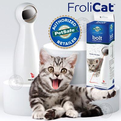 PetSafe FroliCat BOLT Automatic Laser Light Interactive Cat Pet Toy PTY00-14244