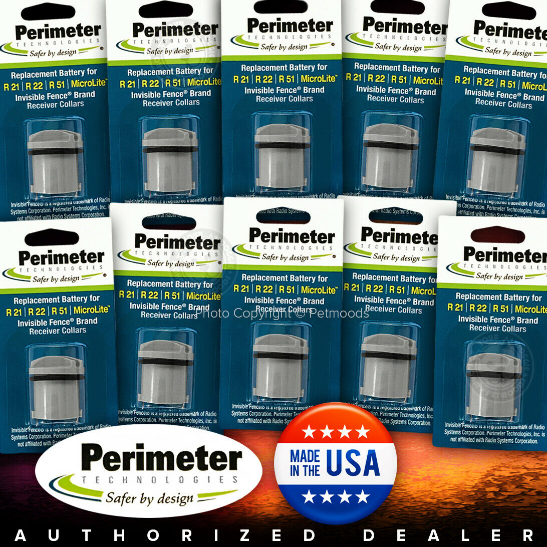 Perimeter IFA-001 Battery Dog Collar for Invisible Fence R21