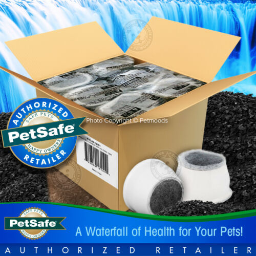 12 PetSafe Activated Carbon Drinkwell Filters for Avalon Pagoda Sedona Fountain