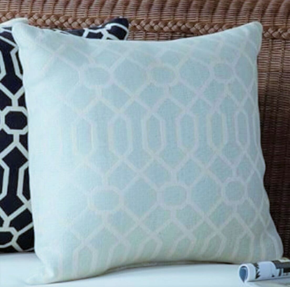 lot 2 pillows griffin spa green indoor