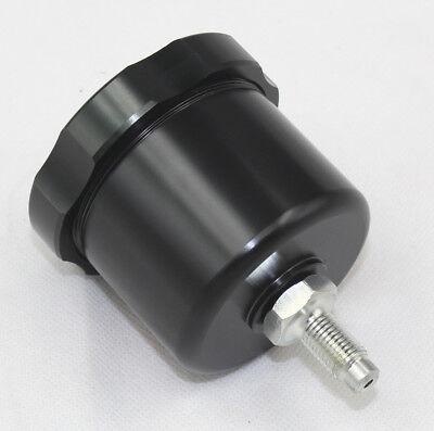 Black Brake Fluid Reservoir *Master Cylinder Clutch Pot Handbrake Remote MPS RX7