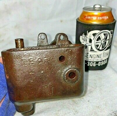 Carburetor 3 Hp Fairbanks Morse Z Igniter Hit Miss Gas Engine Antique Old