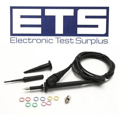 Tektronix P6117 Passive Oscilloscope Probe Kit 200mhz X10