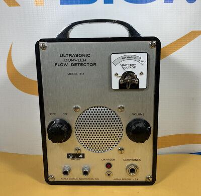 Parks Medical Electronics Model 811 Ultrasonic Doppler Flow Detector