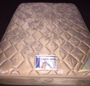 Queen 2 sided pillow top king koil chiropractic mattress  - excellent Dulwich Hill Marrickville Area Preview