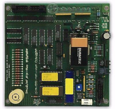 Unimac F370534-00p Washer Computer We6 Uwp Std Cycl Wpk