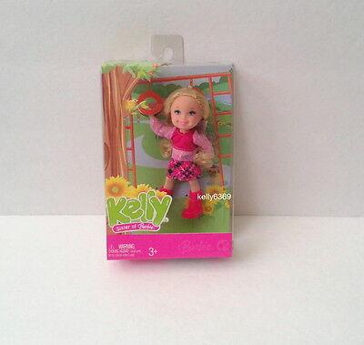 KELLY Doll **SUNFLOWER PARK KELLY** Sister of Barbie NEW