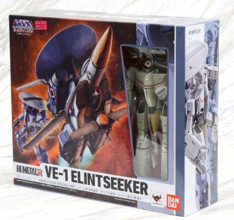 Macross: HI-METAL R VE-1 Elint Seeker Figure - BANDAI JAPAN