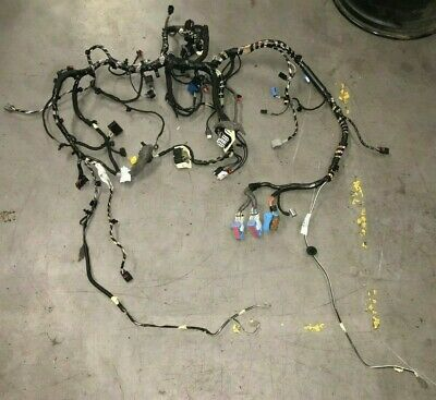 Ford Focus Back Dash Wiring Harness Loom 1.5 Diesel 2015-2018 MK3 F1ET-14401-GMD