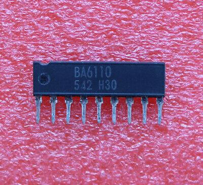 10pcs Ba6110 6110 Integrated Circuit Ic Sip-9