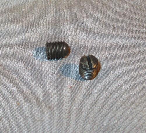 Genuine Singer Sewing Machine Hinge Set Screws 66 Red Eye 127 201 15-30 99 1920s