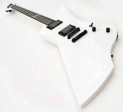 ESP LTD James Hetfield Signature Snakebyte Guitar - Snow White segunda mano  Embacar hacia Mexico