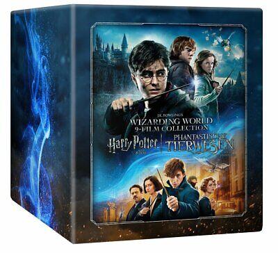 Harry Potter Teil: 1 - 7.2 (8 Filme) + Phantastische Tierwesen
