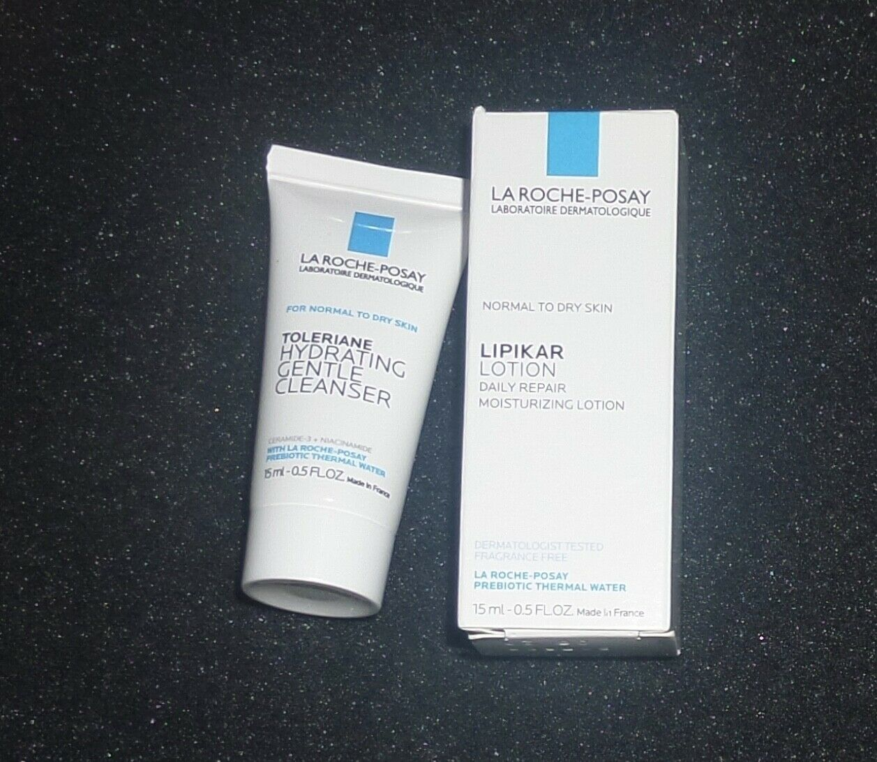 LA Roche-Posay Lipikar Lotion Toleriane Hydrating Gentle Cleanser, Daily Repair  - $7.99