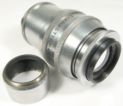 6-inch f5.6 Dallmeyer Tele-Anastigmat - w/ Hood - for Kine Exakta  for sale  Shipping to India