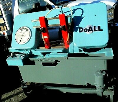 Doall C-12 Type 12 X 12 Horizontal Hydraulic Band Sawas-picturedbest Deal