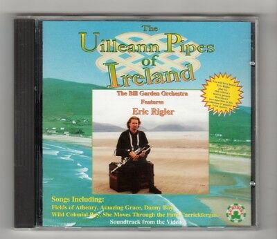(HZ363) The Uilleann Pipes of Ireland, The Bill Garden Orchestra - 1996 CD for sale  Salisbury