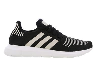 Mens SWIFT RUN Black Running Trainers DA8728