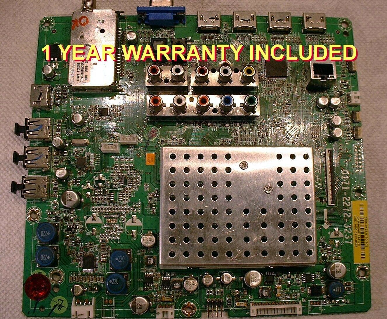 3655-0122-0150    0171-2272-3237     Vizio Xvt553sv Main Board  Trade In Service