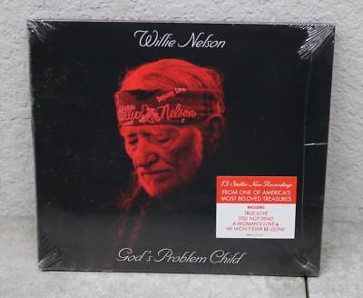 Gods Problem Child By Willie Nelson Cd Album Apr 2017 Gods Sony Legacy