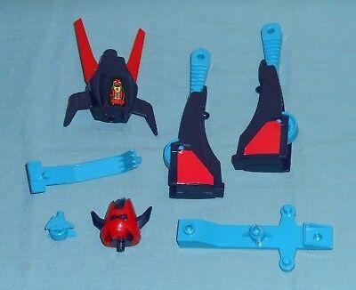 vintage Mego Micronauts GIANT ACROYEAR PARTS LOT #77