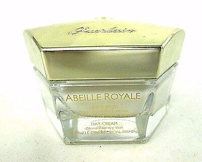 Guerlain Abeille Royale Day Cream Wrinkle Correction Firming - 1.6 oz -