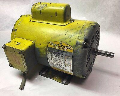 Used Baldor Industrial Motor 34-1001-1416 3410011416 12hp 115230v 1725rpm