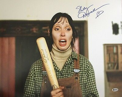 Shelley Duvall Signed Authentic 16X20 Photo The Shining Autographed Bas Coa  2