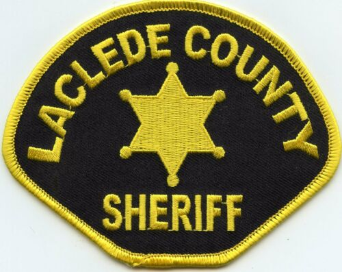 LACLEDE COUNTY MISSOURI MO SHERIFF POLICE PATCH