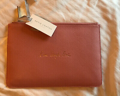 BNWT Katie Loxton Pink Pouch/Bag