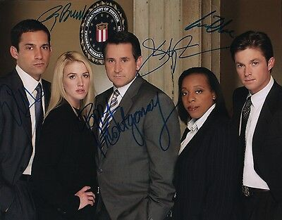 Without A Trace  Anthony Lapaglia  Poppy Montgomery  Marianne Jean Baptiste