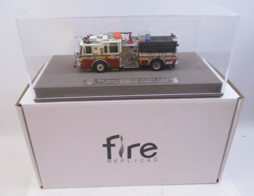 """FIRE REPLICAS - FDNY ENGINE 82 - KME SEVERE PUMPER - 75 MADE """"SOLD OUT"""" (CGB)"""