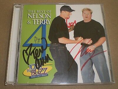 The Best Of Nelson & Terry Volume 4~AUTOGRAPHED~Radio Morning Show (Best Radio 4 Comedy Shows)