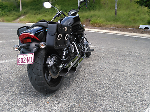 2015 Hyosung GV650 Aquila Sport (LAMS) - 8 Ball Black Bundamba Ipswich City Preview